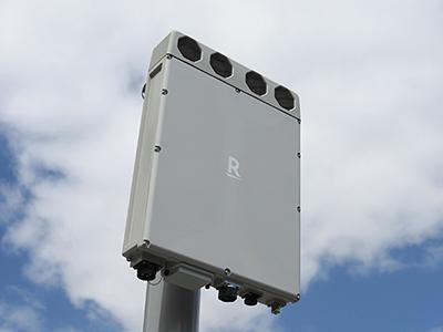 楽天モバイルとNEC「5G」用の基地局装置の無線子局「RU」を出荷